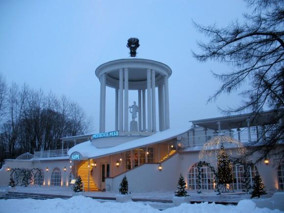 Московское небо - ресторан