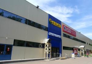 Супермаркет Лента на ВДНХ
